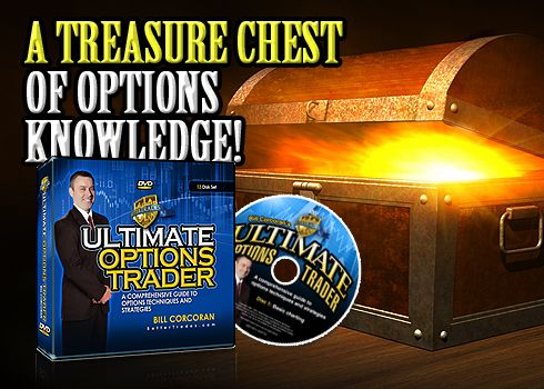 Ultimate Options Trader DVD Set